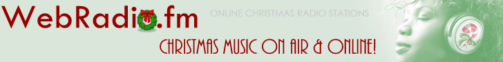 Listen to Christmas Music Radio Online!